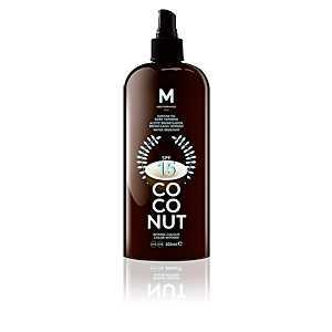 Mediterraneo Sun - COCONUT suntan oil dark tanning SPF15 200 ml ab 7.55 (10.50) Euro im Angebot