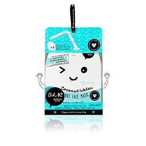 Oh K! - COCONUT WATER fibre face mask 3 pcs ab 11.05 (13.50) Euro im Angebot