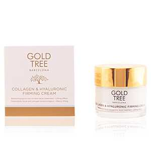 Gold Tree Barcelona - COLLAGEN & HYALURONIC firming cream 50 ml ab 34.94 (59.00) Euro im Angebot