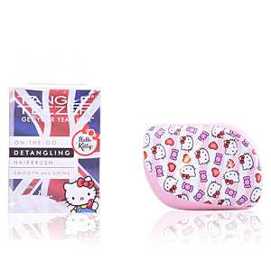 Tangle Teezer - COMPACT STYLER hello kitty candy stripes 1 u ab 11.43 (15.60) Euro im Angebot