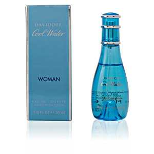 Davidoff - COOL WATER WOMAN eau de toilette spray 30 ml ab 17.99 (0) Euro im Angebot