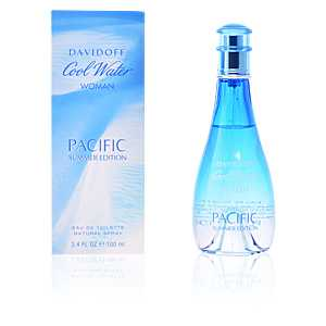 Davidoff - COOL WATER WOMAN PACIFIC SUMMER EDITION eau de toilette spray 100 ml ab 22.26 (0) Euro im Angebot