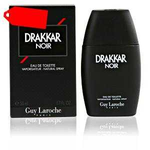 Guy Laroche - DRAKKAR NOIR eau de toilette spray 50 ml ab 26.02 (44.50) Euro im Angebot