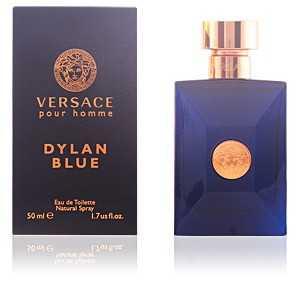 Versace - DYLAN BLUE eau de toilette spray 50 ml ab 38.60 (67.27) Euro im Angebot