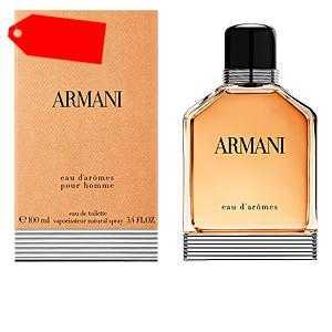 Giorgio Armani - EAU D'ARÔMES eau de toilette spray 100 ml ab 77.95 (118.50) Euro im Angebot