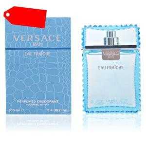 Versace - EAU FRAÎCHE deodorant spray 100 ml ab 20.34 (32.50) Euro im Angebot