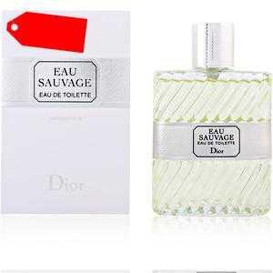 Dior - EAU SAUVAGE eau de toilette spray 200 ml ab 135.83 (147.03) Euro im Angebot
