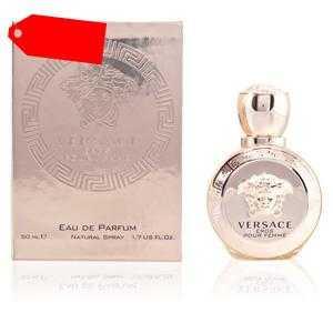 Versace - EROS POUR FEMME eau de parfum spray 50 ml ab 50.06 (93.79) Euro im Angebot