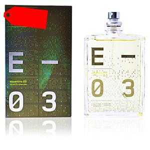 Escentric Molecules - ESCENTRIC 03 eau de toilette spray 100 ml ab 82.04 (135.00) Euro im Angebot
