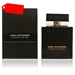 Angel Schlesser - ESSENTIAL FOR MEN eau de toilette spray 100 ml ab 19.83 (75.15) Euro im Angebot