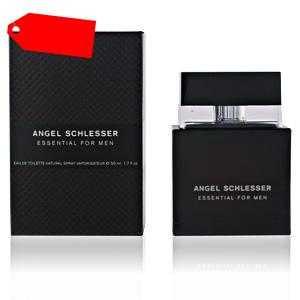 Angel Schlesser - ESSENTIAL FOR MEN eau de toilette spray 50 ml ab 49.99 (56.35) Euro im Angebot