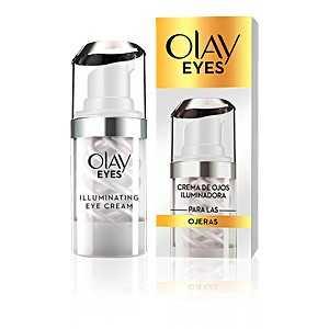 Olay - EYES crema ojos iluminadora anti-ojeras 15 ml ab 20.44 (32.00) Euro im Angebot