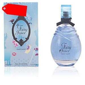 Naf Naf - FAIRY JUICE BLUE eau de toilette spray 100 ml ab 16.83 (33.00) Euro im Angebot