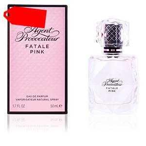 Agent Provocateur - FATALE PINK eau de parfum spray 50 ml ab 16.54 (68.00) Euro im Angebot