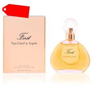 Van Cleef - FIRST eau de toilette spray 100 ml ab 31.38 (92.00) Euro im Angebot