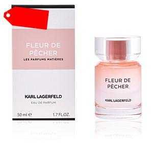Lagerfeld - FLEUR DE PÊCHER eau de parfum spray 50 ml ab 18.25 (60.00) Euro im Angebot