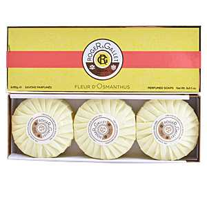 Roger & Gallet - FLEUR D'OSMANTHUS savons parfumés 3 x 100 gr ab 16.95 (0.00) Euro im Angebot