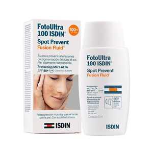 Isdin - FOTO ULTRA spot prevent SPF50+ 50 ml ab 21.47 (22.50) Euro im Angebot