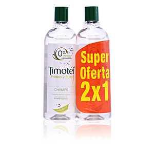 Timotei - FRESCO Y PURO SHAMPOO set ab 5.57 (0.00) Euro im Angebot