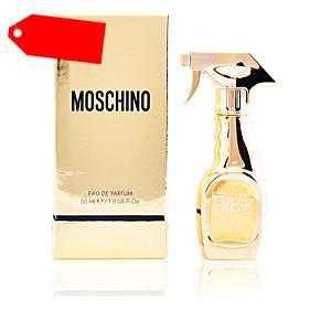 Moschino - FRESH COUTURE GOLD eau de parfum spray 30 ml ab 26.56 (45.45) Euro im Angebot