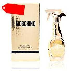 Moschino - FRESH COUTURE GOLD eau de parfum spray 50 ml ab 31.30 (65.00) Euro im Angebot