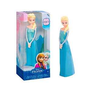 frozen - FROZEN FIGURA ELSA 3D gel ducha y champú 500 ml ab 21.09 (30.00) Euro im Angebot