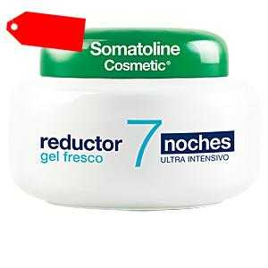 Somatoline - GEL FRESCO REDUCTOR ULTRA INTENSIVO 7 noches 400 ml ab 42.45 (63.00) Euro im Angebot