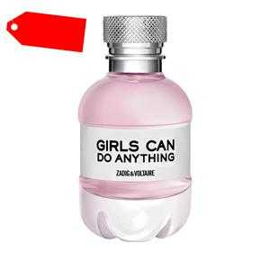 Zadig & Voltaire - GIRLS CAN DO ANYTHING eau de parfum spray 50 ml ab 51.99 (82.00) Euro im Angebot