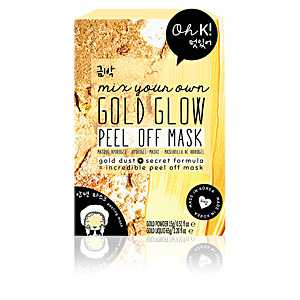 Oh K! - GOLD GLOW PEEL OFF mix your own face mask 80 gr ab 12.92 (16.50) Euro im Angebot