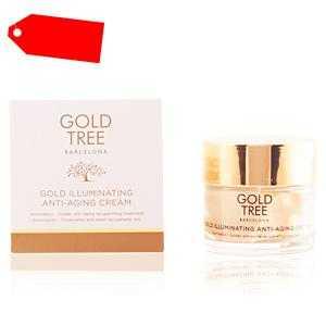 Gold Tree Barcelona - GOLD ILLUMINATING anti-aging cream 50 ml ab 43.96 (66.00) Euro im Angebot