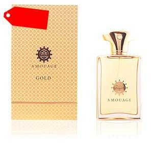 Amouage - GOLD MAN eau de parfum spray 100 ml ab 154.48 (247.00) Euro im Angebot