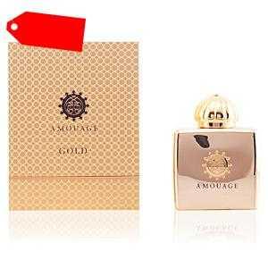 Amouage - GOLD WOMAN eau de parfum spray 100 ml ab 157.68 (251.94) Euro im Angebot