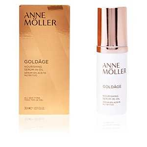 Anne Möller - GOLDÂGE nourishing serum-in-oil 30 ml ab 30.46 (56.00) Euro im Angebot