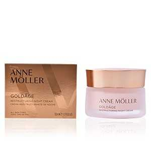 Anne Möller - GOLDÂGE restructuring night cream 50 ml ab 27.85 (50.00) Euro im Angebot