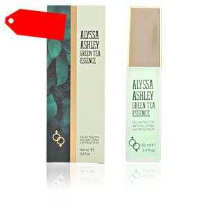 Alyssa Ashley - GREEN TEA ESSENCE eau de toilette spray 100 ml ab 6.30 (41.55) Euro im Angebot
