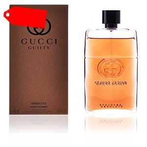 Gucci - GUCCI GUILTY ABSOLUTE POUR HOMME eau de parfum spray 90 ml ab 69.58 (0) Euro im Angebot
