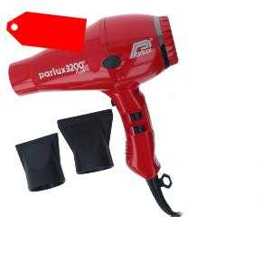 Parlux - HAIR DRYER 3200 plus #red ab 84.59 (175.00) Euro im Angebot
