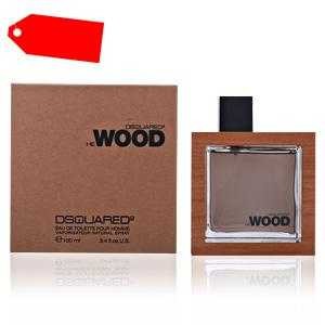 Dsquared2 - HE WOOD eau de toilette spray 100 ml ab 47.69 (88.01) Euro im Angebot