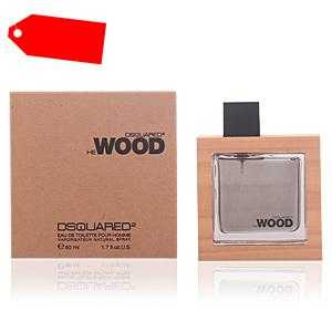 Dsquared2 - HE WOOD eau de toilette spray 50 ml ab 37.13 (65.08) Euro im Angebot