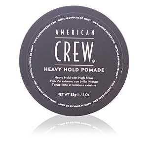 American Crew - HEAVY HOLD POMADE 85 gr ab 9.52 (28.50) Euro im Angebot
