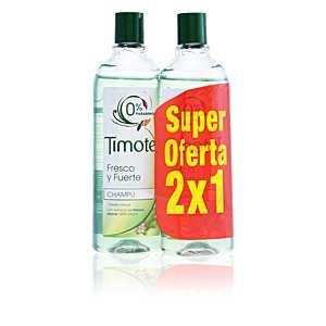 Timotei - HIERBAS ALPINAS CHAMPU set 2 x 400 ml ab 5.57 (0.00) Euro im Angebot