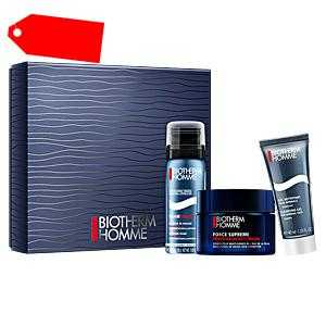 Biotherm - HOMME FORCE SUPREME set ab 74.95 (89.90) Euro im Angebot