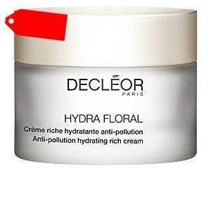 Decléor - HYDRA FLORAL crème riche hydratante anti-pollution 50 ml ab 32.75 (54.00) Euro im Angebot
