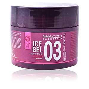 Salerm - ICE GEL 03 strong hold styling gel 200 ml ab 10.97 (11.20) Euro im Angebot