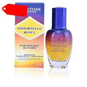 L'Occitane - IMMORTELLE reset overnight oil in serum 30 ml ab 47.25 (54.00) Euro im Angebot
