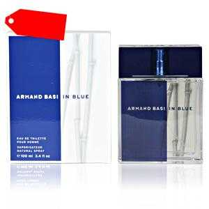 Armand Basi - IN BLUE eau de toilette spray 100 ml ab 22.12 (65.65) Euro im Angebot