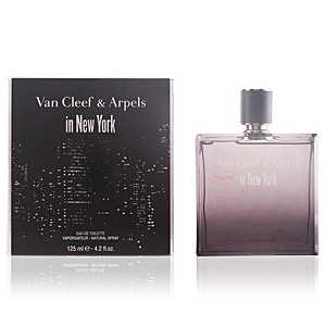 Van Cleef - IN NEW YORK eau de toilette spray 125 ml ab 34.00 (88.00) Euro im Angebot