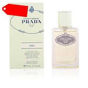 Prada - INFUSION IRIS eau de parfum spray 50 ml ab 67.99 (87.50) Euro im Angebot