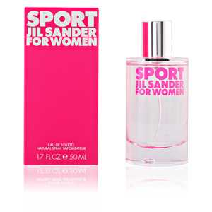 Jil Sander - JIL SANDER SPORT FOR WOMEN eau de toilette spray 50 ml ab 23.84 (0) Euro im Angebot
