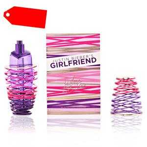 Justin Bieber - JUSTIN BIEBER'S GIRLFRIEND eau de parfum spray 100 ml ab 18.68 (52.00) Euro im Angebot